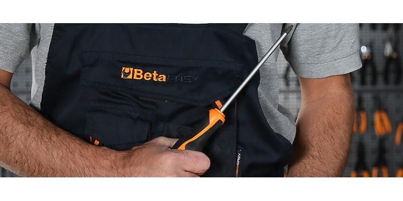 Giravite, chiavi maschio e inserti Beta.